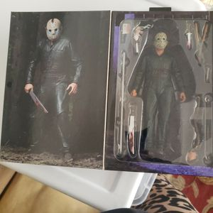 Jason Friday The 13th Doll New Reel Toys Action Figure Collectable for Sale in Las Vegas, NV