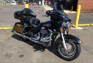 2011 Harley Davidson Electra Glide Ultra Classic for Sale in Warrenton, VA