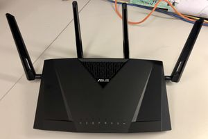 Asus Dual Band WiFi Router For Sale for Sale in Plainfield, IL