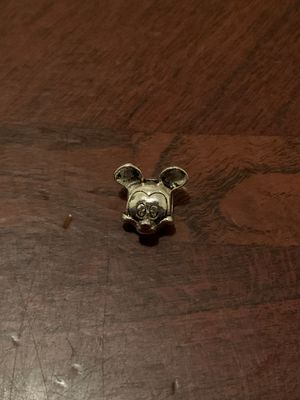 mickey pandora charm 925 sterling silver for Sale in Clifton, NJ