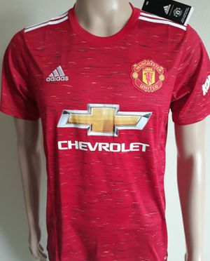 Manchester United Home Soccer Jersey 2021 for Sale in Perris, CA