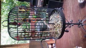Beautiful metal bird cage for Sale in Beaverton, OR