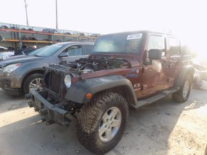 2008 Jeep Wrangler 3.8L (PARTING OUT) for Sale in Fontana, CA