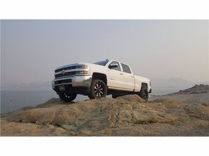2017 Chevrolet Silverado 2500HD for Sale in Fowler, CA