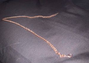 18k Gold Chain (NO GOLD PLATED) for Sale in Goodyear, AZ