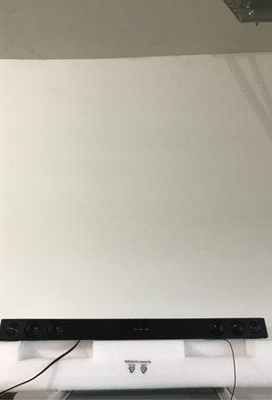 LG- Bluetooth Soundbar & Subwoofer for Sale in Bourbonnais, IL