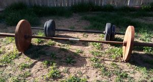 Weight Bar Set for Sale in Denver, CO