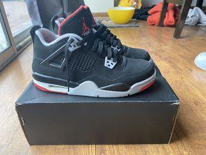 Air Jordan Retro 4 Bred for Sale in Findlay, OH