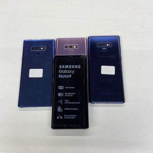 Samsung Galaxy Note 9 128GB UNLOCKED for Sale in Richmond, VA