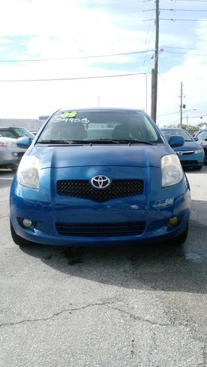 Toyota Yaris 2008 only 3800!!! Clean title 150k no problem for Sale in Orlando, FL