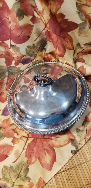 Silver plated bowl for Sale in Auburn, WA