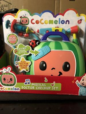 Cocomelon Musical Dr. Set for Sale in Long Beach, CA