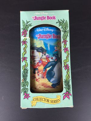 Burger King jungle book collectible glass for Sale in Starke, FL
