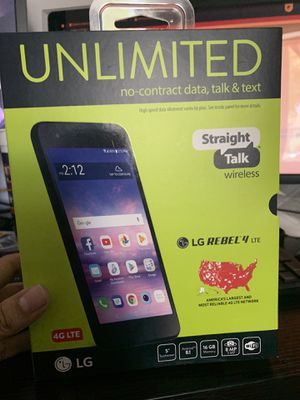 LG Rebel 4 Smartphone for Sale in Apache Junction, AZ