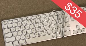Genuine Apple wired keyboard for Sale in Arcata, CA