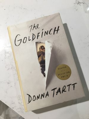The Goldfinch paperback $5 for Sale in Richmond, CA