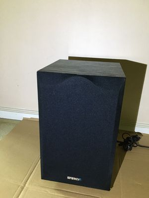Energy XL s 8 Subwoofer!! Excellent!! for Sale in Malvern, PA