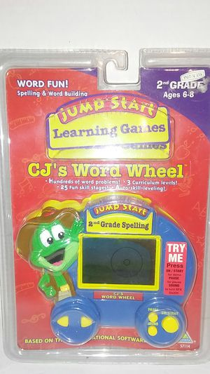 Jump start learning games for Sale in Reading, PA