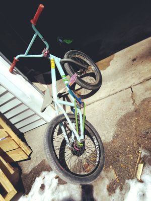 Custom built bmx bike for Sale in Harrison, MI