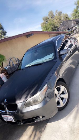 BMW 525 for Sale in Riverside, CA