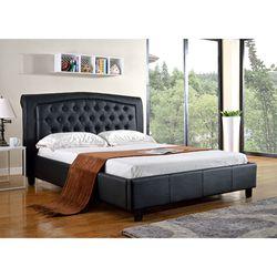 Black Faux Leather Platform Bed Frame for Sale in Monterey Park,  CA