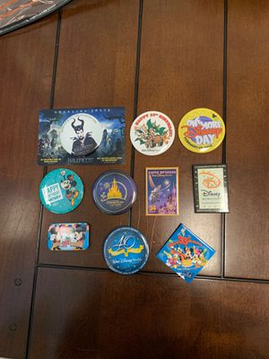 Disney - Button/Pins (Bag #6) for Sale in Davenport, FL