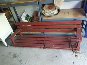 Porch swing for Sale in North Ridgeville, OH