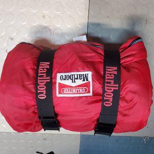 Vintage Marlboro Unlimited Sleeping Bag for Sale in Lakeside, CA