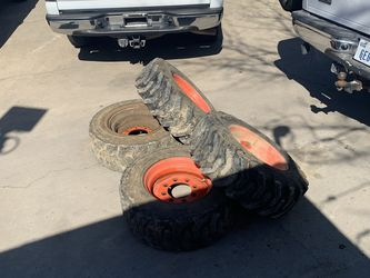 Bobcat Wheels And Tires for Sale in Fort Worth,  TX