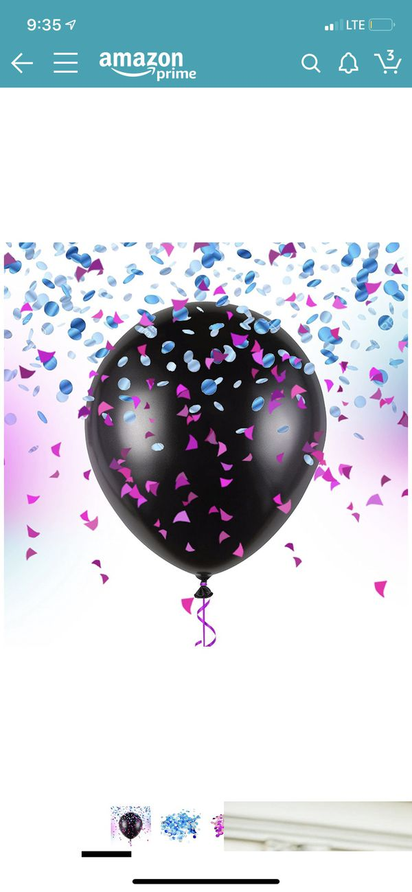 Gender reveal balloon new