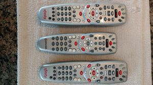 3 Comcast Xfinity Remote Controls for Sale in Weirton, WV