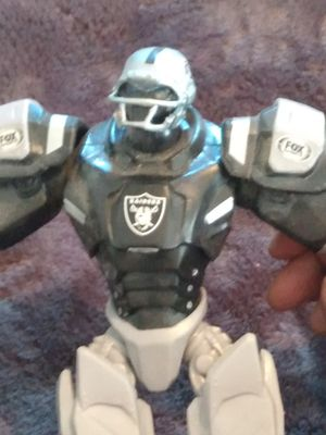 Raiders Collectable Action Figure for Sale in Long Beach, CA