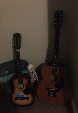 2 Vintage guitars for Sale in Louisville, KY