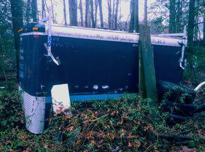 1999 12' Amish built trailer for Sale in Georgetown, DE