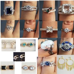 Clearance SALE Lot of Rings and Earrings for Sale in Silver Spring, MD