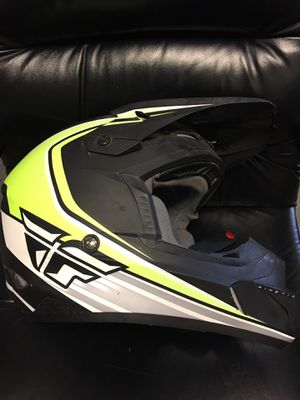 Fly - Kinetic Dirt Bike Helmet for Sale in Murray, UT