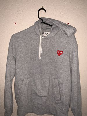 Cdg hoodie not supreme bape ftp palace for Sale in Miramar, FL