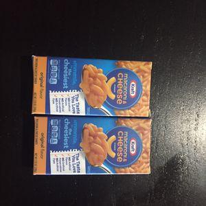 Mini Brands Series 2 Kraft Mac & Cheese for Sale in Garden Grove, CA