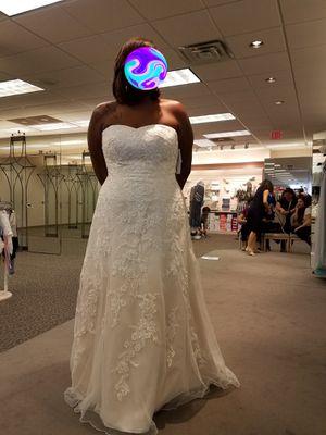 David's Bridal Wedding Dress for Sale in Gretna, LA