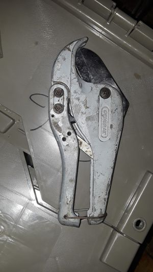 General Ratcheted pvc cutting tool for Sale in Pittsburgh, PA