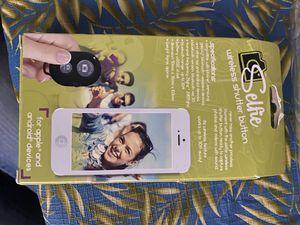 Selfie wireless shutter for Sale in Malden, MA