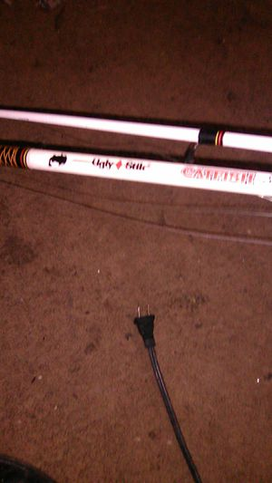 Ugly stick with shimano reel for Sale in Stockton, CA