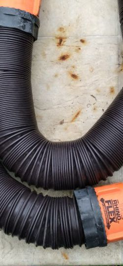 Rhino Flex RV Camper Septic Sewage Hose for Sale in Waco,  TX