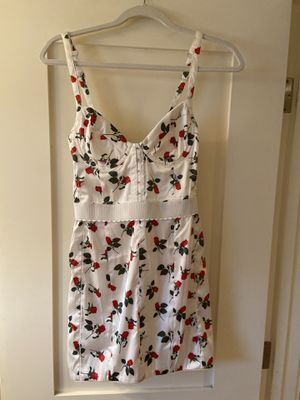 Love & Lemons/VS Floral Dress NWT - XS for Sale in Hermosa Beach, CA