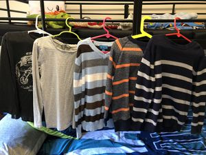 Boys sweaters/long sleeve shirts for Sale in Nipomo, CA