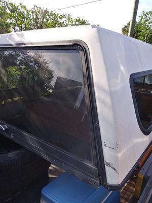 Longbed fiberglass camper for Sale in Naples, FL