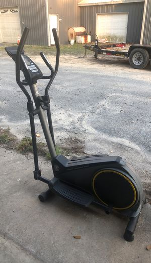 Golds gym stride trainer 350i for Sale in Georgetown, DE