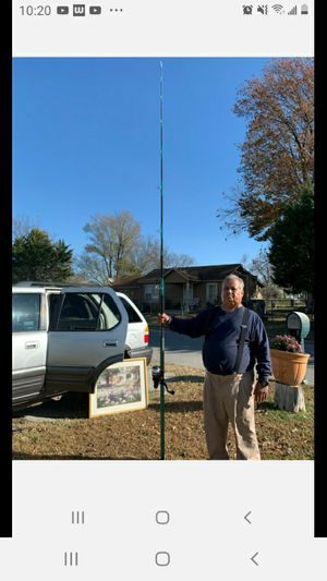 Surf rod and penn 8000 reel for Sale in Tulsa, OK