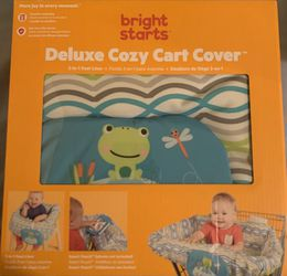Deluxe Cozy Cart And High Chair Cover for Sale in Perth Amboy,  NJ