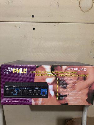 Mini Stereo Power Amplifier for Sale in North Salt Lake, UT